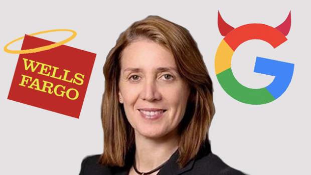 Porat Google Wells Fargo