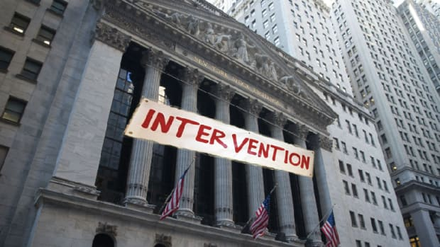 Wall Street Intervention