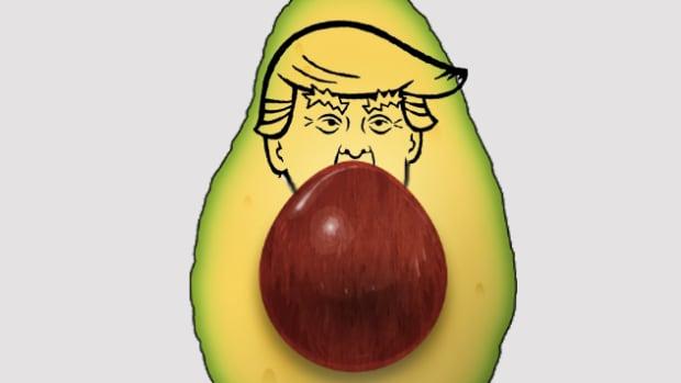 Trump ocado