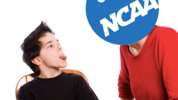 NCAA Bad Mom