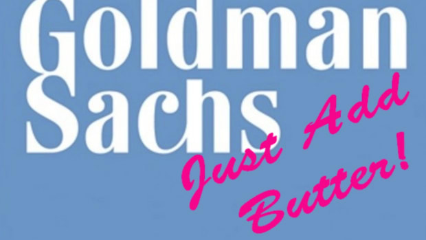 Goldman Sachs Butter