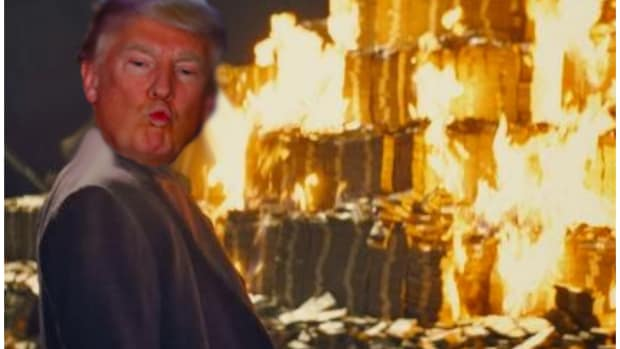 TrumpDip