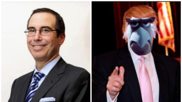 SteveMnuchin.Trump