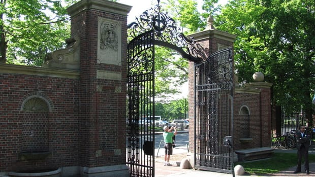 Don't let the gate hit you on the way out. By John Phelan (Own work) [CC BY 3.0], via Wikimedia Commons