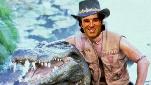 Crocodile Greg Coffey