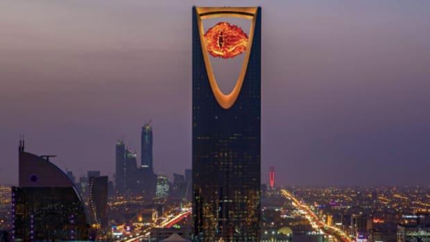 SaudiSauron