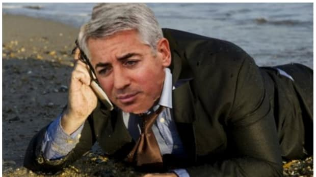 Bill ackman beach