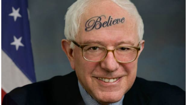 Bernie Believe