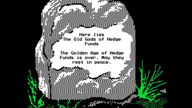 HedgeFund Tombstone