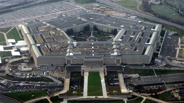 By David B. Gleason from Chicago, IL (The Pentagon) [CC BY-SA 2.0], via Wikimedia Commons
