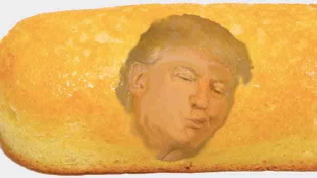 Twinkie Trump