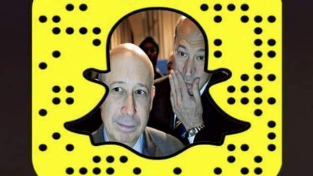 GoldmanSnapchat