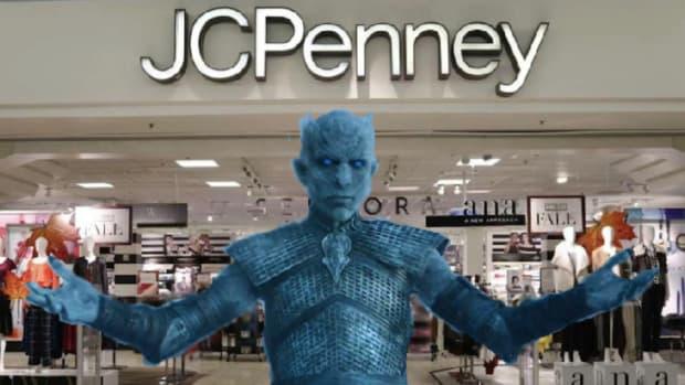 JC Penney Whit walker