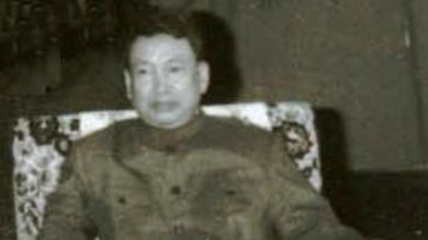 Xu Xiang or Pol Pot, in happier times. See page for author [Attribution], via Wikimedia Commons