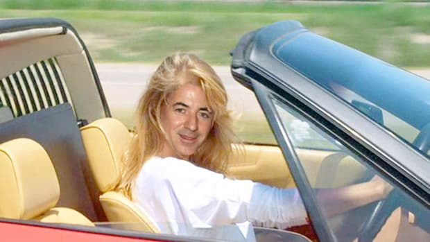 Hot rod Bill Ackman.