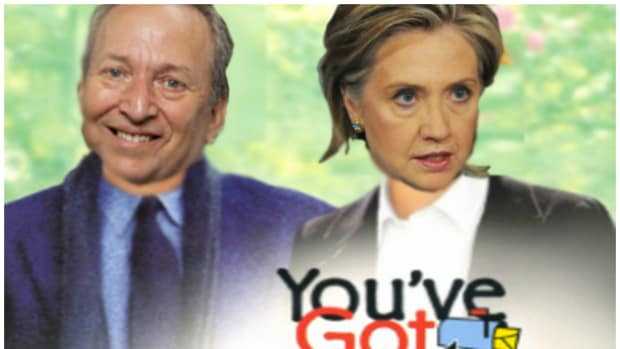 LarrySummers.HillaryClinton.Advice