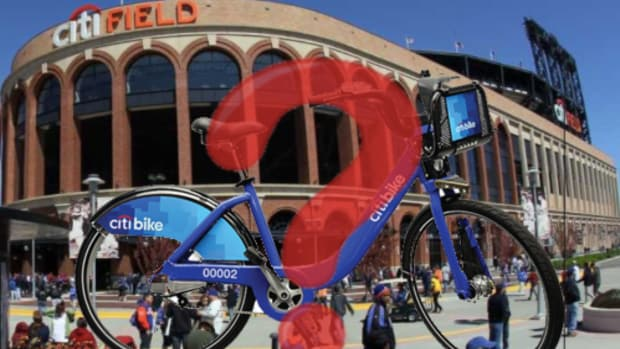 CitiField CitiBike