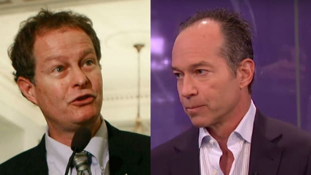 John Mackey and Barry Rosenstein