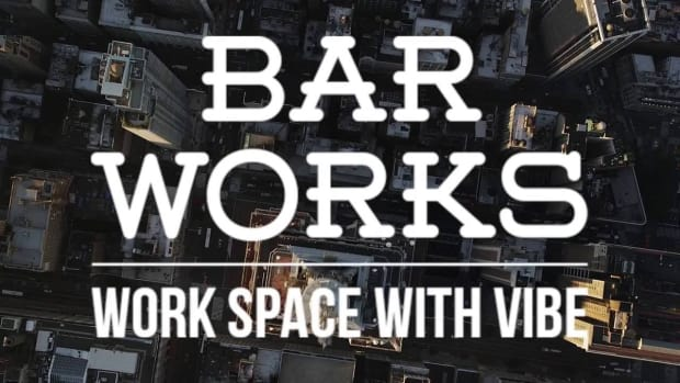 Bar Works, a defunct startup that put coworking spaces in bars, used Chase as its main bank.