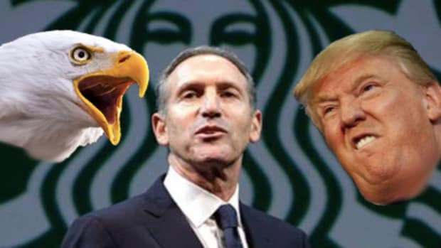Howard Schultz American