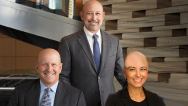 Goldman Sachs Balds 2