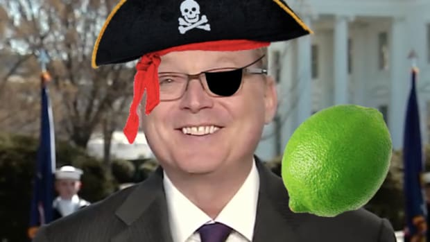 Kevin Hassett Scurvy