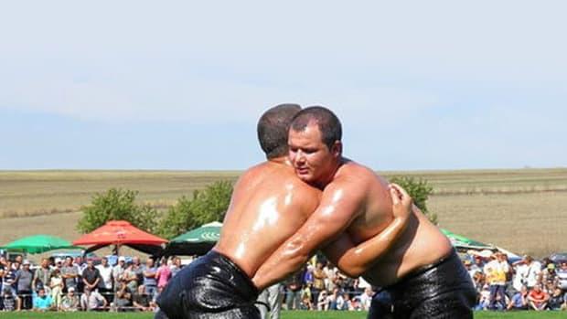 bulgaria wrestling