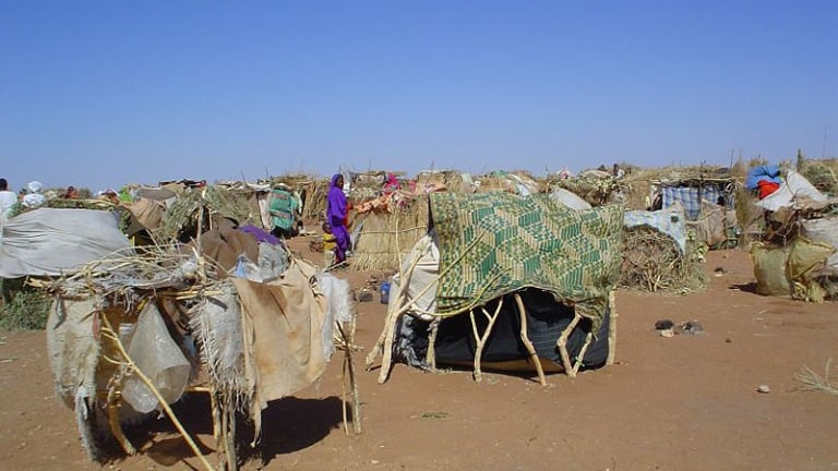Darfur Victims Would Like Their Share Of BNP Paribas' Genocide Profits