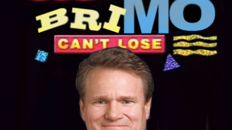 It's Brian Moynihan's World, We're All Just Basking In His Sunshine