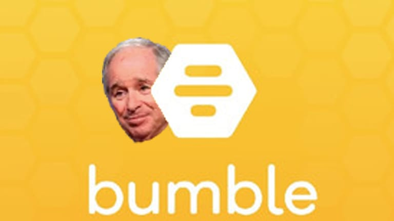Good News, Single Ladies, Steve Schwarzman Owns Bumble Now
