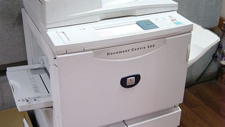 Xerox Does Not Need Color Copiers To Come Up With $24 Billion In Cash