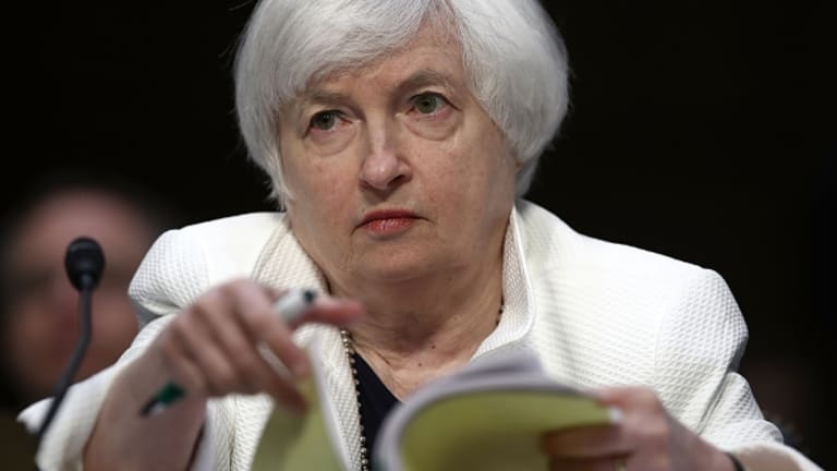 Janet Yellen Injects A Little FUD Into Cryptos