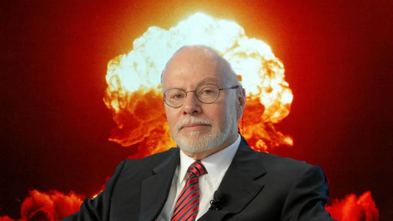 Help Paul Singer Achieve Great And Terrible Things
