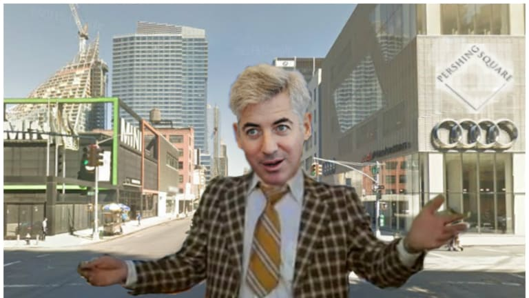 Bill Ackman Sounds Thisclose To Starting Up His Own Co-Working Space