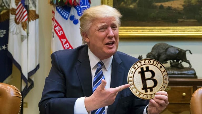 Treasury Department Simultaneous Encouraging, Discouraging Crypto Adoption