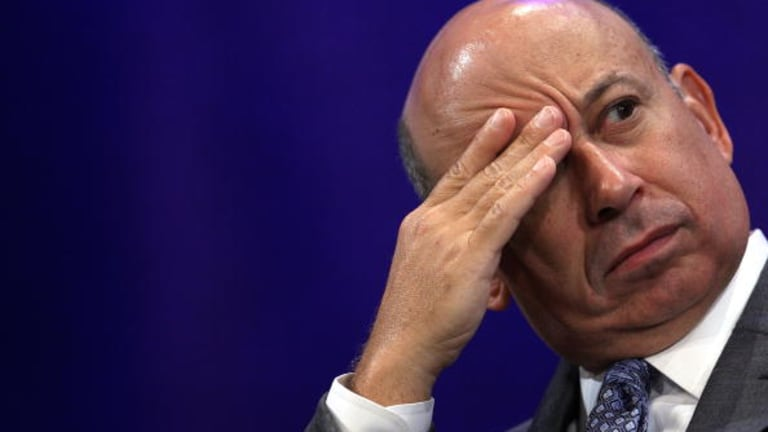 Lloyd Blankfein Attempts A Clapback Tweet, Ends Up With A Flaming Cooperman On His Hands