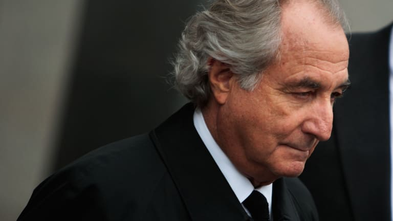 "Bernie Madoff Hoping That Donald Trump Adheres To The ""Game Recognizes Game"" Doctrine Of Clemency Requests"