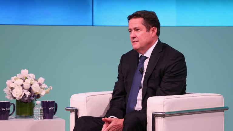 Jes Staley High On Investment Banking, Low On General Future Of Britain
