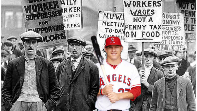 Mike Trout's Absurdly Enormous Record-Breaking Contract Is An Objective Bargain