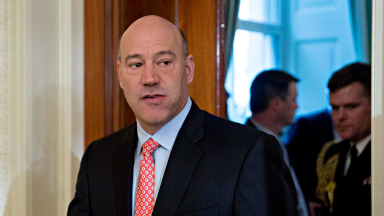 Gary Cohn Goes On A Podcast To Confirm That His White House Experience Was Exactly What We Thought It Was