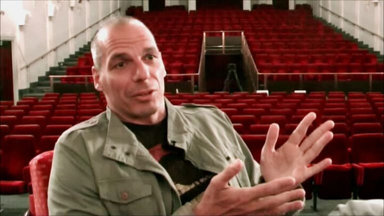 People Are Paying Greece To Keep Their Money Warm And They Have Yanis Varoufakis To Thank For It