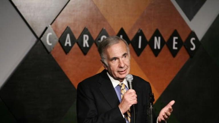 Inveterate Gambler Carl Icahn Back On The Casino Floor