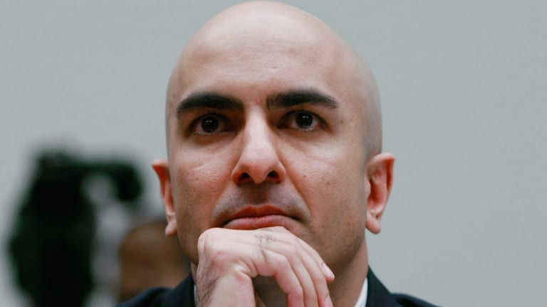 Neel Kashkari Would Love To Be A Cockeyed Optimist But He's Not As Stupid Or Disingenuous As The Folks At The White House
