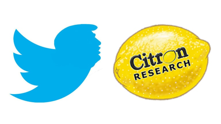 Citron Research Bought A Lemon