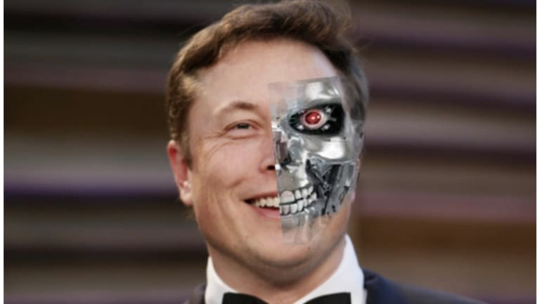 Elon Musk Wants To Rent Some Of Your Brain To Save Tesla