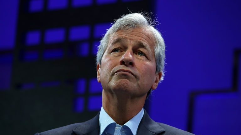 Jamie Dimon's Minions Have Been Keeping Busy
