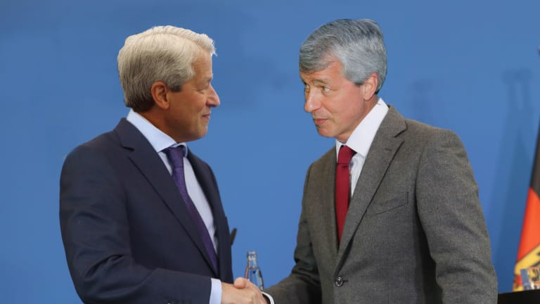 JPMorgan Shareholders Attempting To Starve Jamie Dimon Into The White House