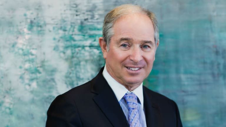 Steve Schwarzman 'Incredibly Proud' Of 'Vital Role' That's Earned Him $17 Billion