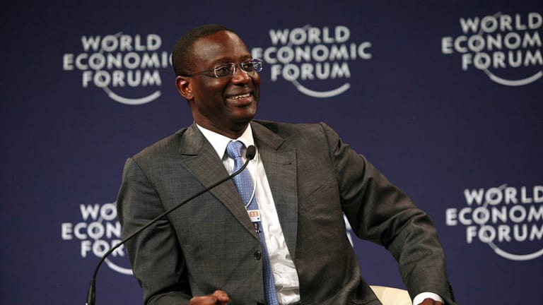 Tidjane Thiam Tells Fed Where To Stick Its Stress Test