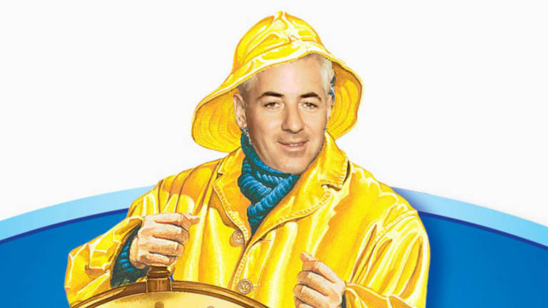 Not Even Coronavirus Can Keep Bill Ackman Down